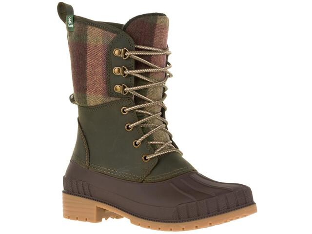 Kamik Sienna2 Shoes Damen khaki-kaki